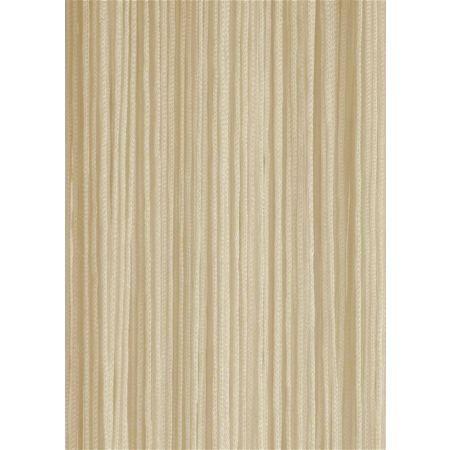 Διακοσμητική κουρτίνα κρόσσι Σαμπανί 90x200cm