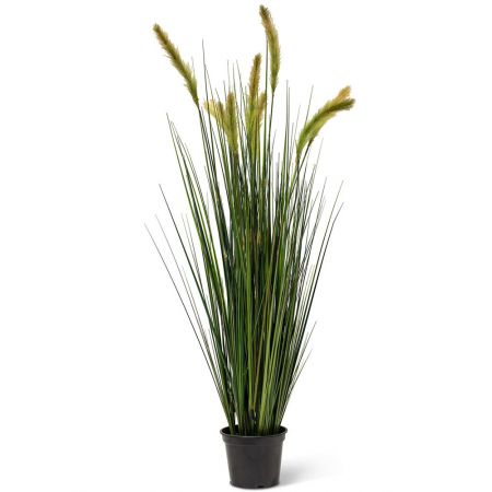 Τεχνητό Φυτό-Γρασίδι (Foxtail Grass) 120cm