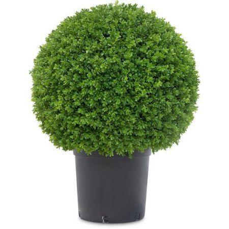 Τεχνητό Φυτό Πυξάρι-Μπάλα (Laurel Ball Deluxe) 80cm