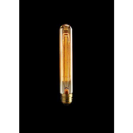 Λάμπα Vintage τύπου Edison σε σχήμα Σωλήνα
