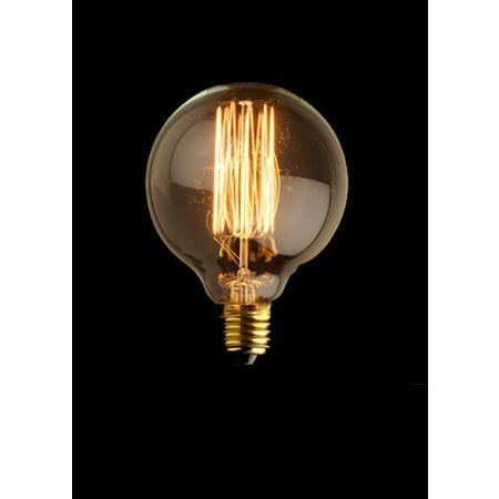 Λάμπα Vintage τύπου Edison σε σχήμα σφαίρας
