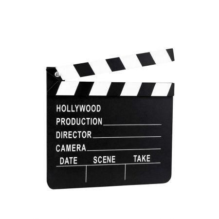 Διακοσμητική κλακέτα σκηνοθέτη 20x18cm