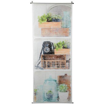 Διακοσμητική αφίσα - Banner Vintage 58x150cm