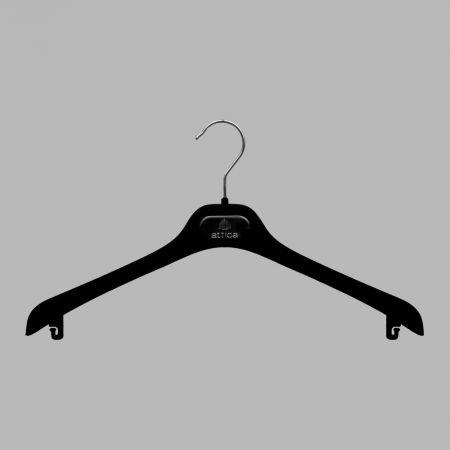 Κρεμάστρα Βελούδινη λεπτή για φορέματα και T-Shirt 42x23.5cm
