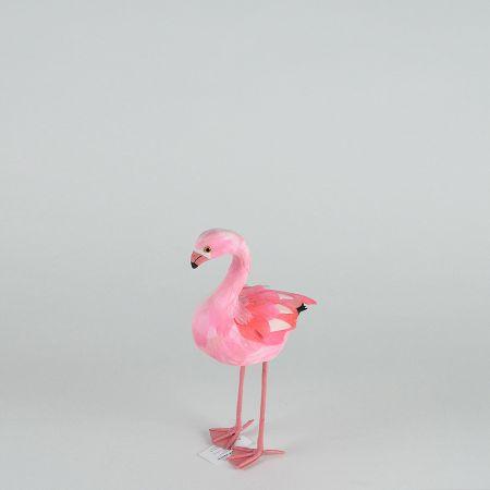 Διακοσμητικό Ροζ Φλαμίνγκο όρθιο 30cm