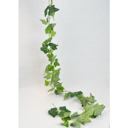 Διακοσμητική γιρλάντα κισσός Πράσινη 170cm