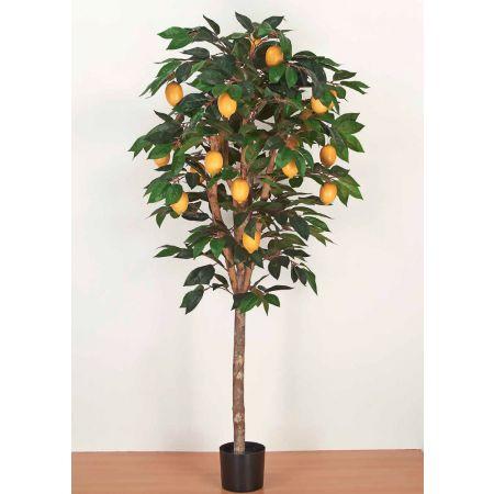 Τεχνητό δέντρο Λεμονιά σε γλάστρα 180cm