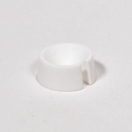 Σετ 100τχ Νουμεροδείκτες χωρίς τύπωμα Λευκό