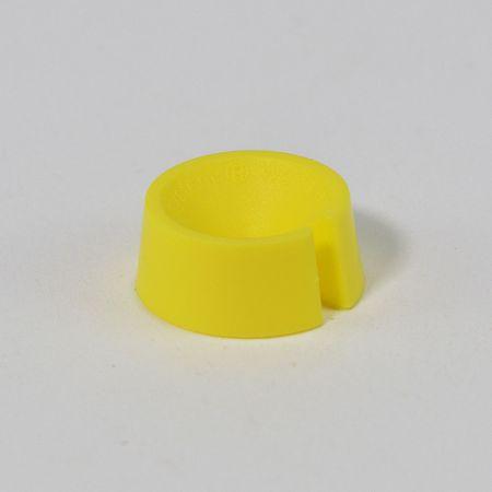 Σετ 100τχ Νουμεροδείκτες χωρίς τύπωμα Κίτρινο