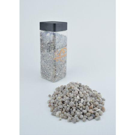 Συσκευασία 645ml - Διακοσμητικό χαλίκι Φυσικό 4-8mm