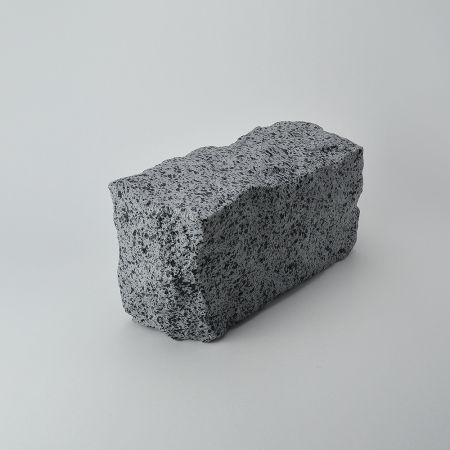 Διακοσμητική πέτρα ορθογώνια - απομίμηση Γκρι 30x12x14cm