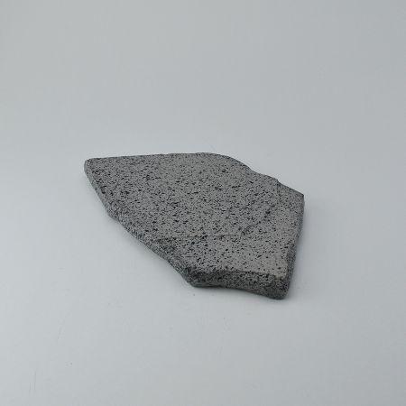 Διακοσμητική πλάκα λιθόστρωσης - πλακόστρωτου απομίμηση Γκρι 32x18x3cm