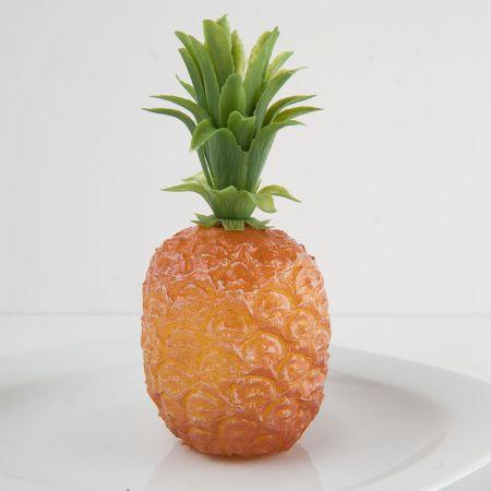 Διακοσμητικός ανανάς μικρός - απομίμηση 21x10cm