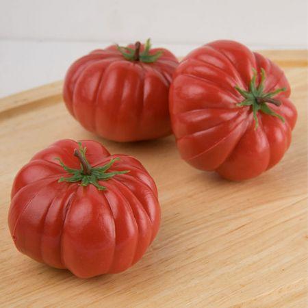 Σετ 3τμχ Διακοσμητικές ντομάτες - απομίμηση 7x8cm