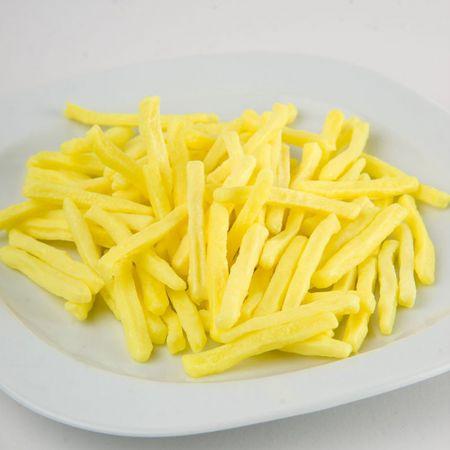 Σετ 100τχ Διακοσμητικές τηγανιτές πατάτες - απομίμηση