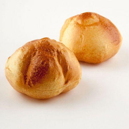 Σετ 2τμχ Διακοσμητικά ψωμάκια - απομίμηση 10cm