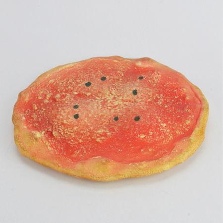 Διακοσμητική Pizza ατομική - απομίμηση 25cn