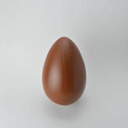 Διακοσμητικό Πασχαλινό αυγό Σοκολατί 17cm
