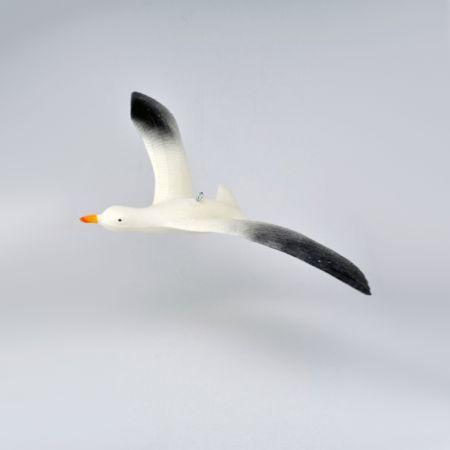Διακοσμητικός γλάρος με ανοιγμένα φτερά 54xcm