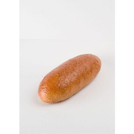 Διακοσμητική φρατζόλα ψωμί απομίμηση 33x12x9cm