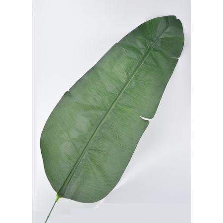 Διακοσμητικό φύλλο μπανανιάς , 105cm
