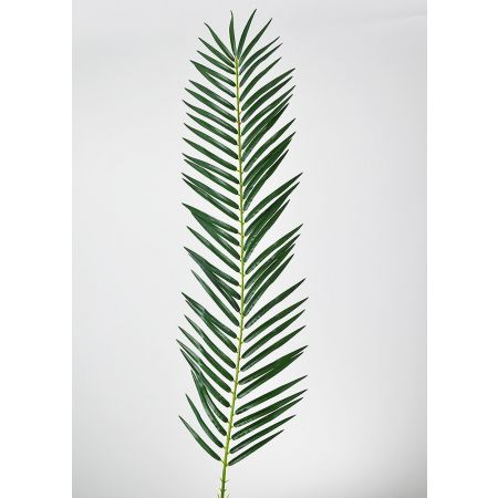 Διακοσμητικό φοινικόφυλλο Πράσινο 110x25cm