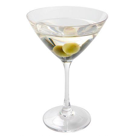 Διακοσμητικό ποτό Martini απομίμηση 17cm