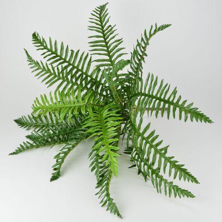 Τεχνητή δέσμη με φύλλα Φτέρης 57cm