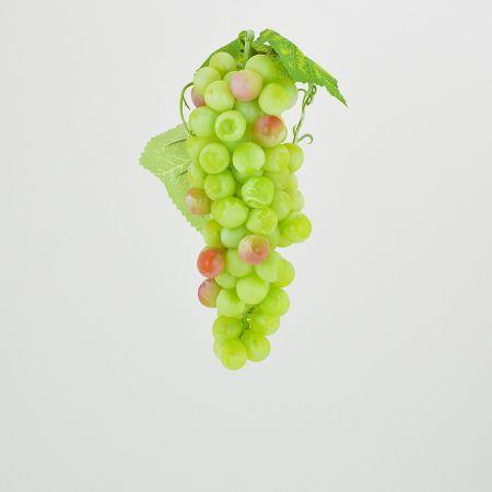 Διακοσμητικό σταφύλι - απομίμηση Πράσινο 16cm