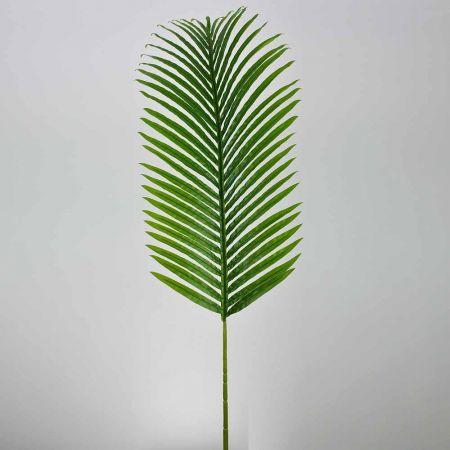 Διακοσμητικό φύλλο Φοίνικα Πράσινο 112cm