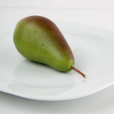 Διακοσμητικό αχλάδι - απομίμηση 10cm