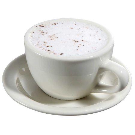 Διακοσμητικό φλιτζάνι Cappuccino απομίμηση 6x9,5cm