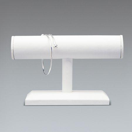 Σταντ παρουσίασης για βραχιόλια-ρολόγια Λευκό 13x19x4cm