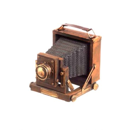 Διακοσμητική Φωτογραφική Μηχανή 19.5cm