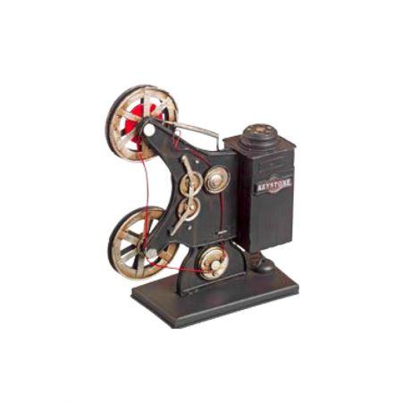 Διακοσμητική μηχανή κινηματογράφησης, 22,5 cm