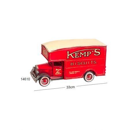 Διακοσμητικό Φορτηγό Kemps 33cm