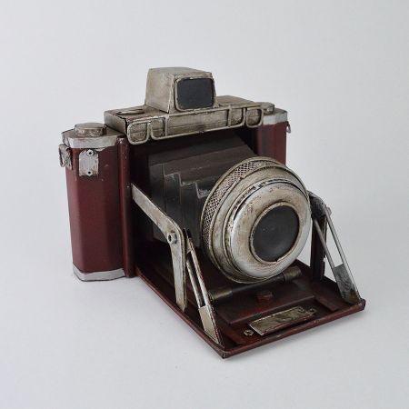 Διακοσμητική Vintage φωτογραφική μηχανή 14,5cm