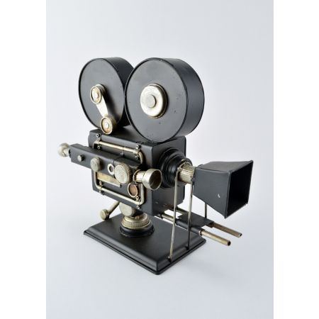 Διακοσμητική Μηχανή Κινηματογράφησης 20x23x9cm