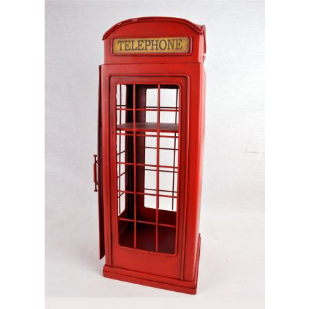 Διακοσμητικός τηλεφωνικός θάλαμος London 55cm
