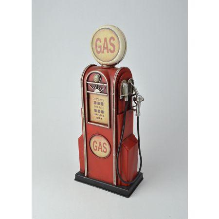 Διακοσμητική Αντλία Bενζίνης-Κουμπαράς 32cm