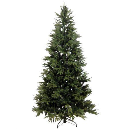 Χριστουγεννιάτικο δέντρο - ΖΗΡΕΙΑ mix PVC PE 240cm