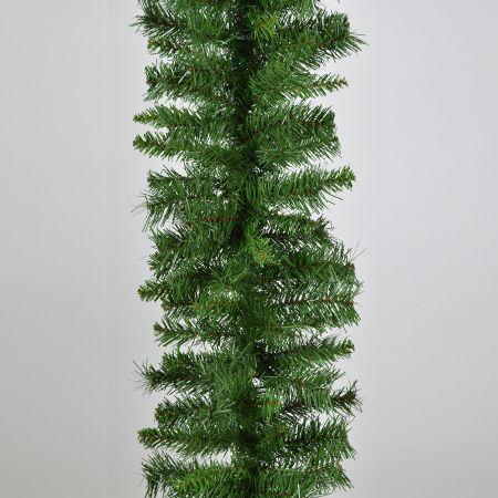Διακοσμητική Χριστουγεννιάτικη γιρλάντα PVC 35x270cm