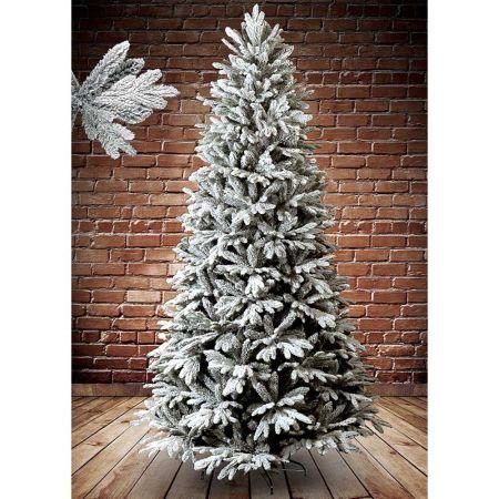 Χριστουγεννιάτικο δέντρο - έλατο Χιονισμένο Snowtree 240cm
