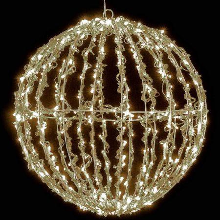 Χριστουγεννιάτικη φωτιζόμενη μπάλα 700LED 50cm