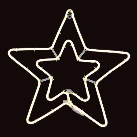 Αστέρι LED Neon flex IP44 55cm