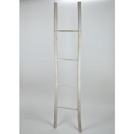 Διακοσμητική Σκάλα Ξύλινη - 4 Πατήματα 40x200cm