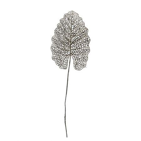 Χριστουγεννιάτικο φύλλο Φυλλόδεντρου Σαμπανί 70cm