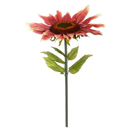 XXL διακοσμητικός Ηλίανθος Ροζ 183cm