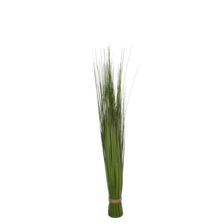 Διακοσμητική δέσμη με γρασίδι Πράσινη 70cm