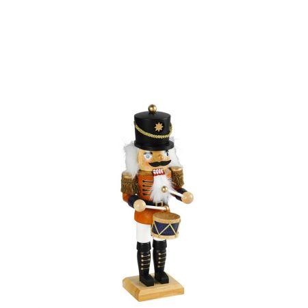 Διακοσμητικός Μολυβένιος Στρατιώτης - Καρυοθραύστης, 18cm